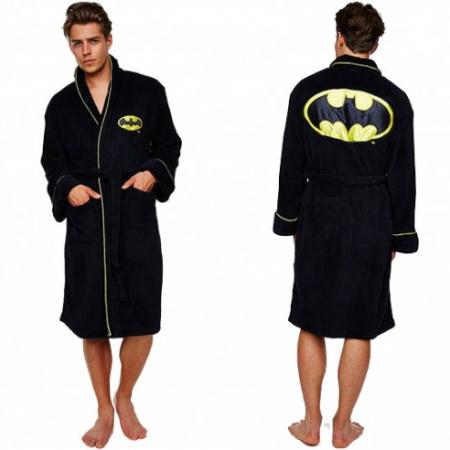 Batman Badjas Fleece