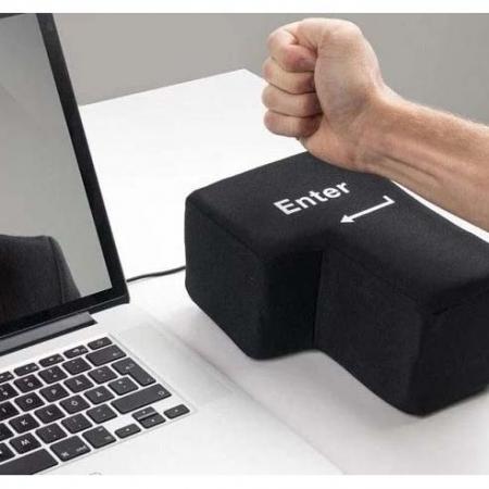 Anti Stress USB Enter Key