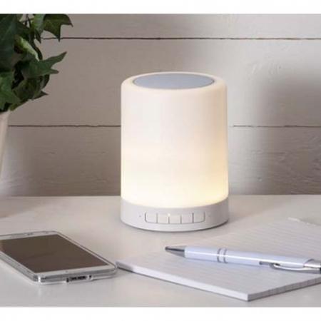 LED Tafellamp Bluetooth Speaker